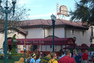 The Hollywood Brown Derby in Disneyÿs Hollywood Studios