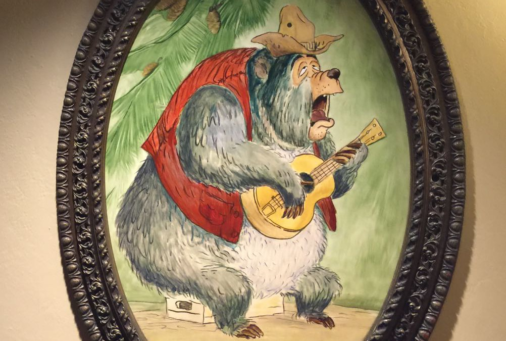 The Songs of the Country Bear Jamboree
