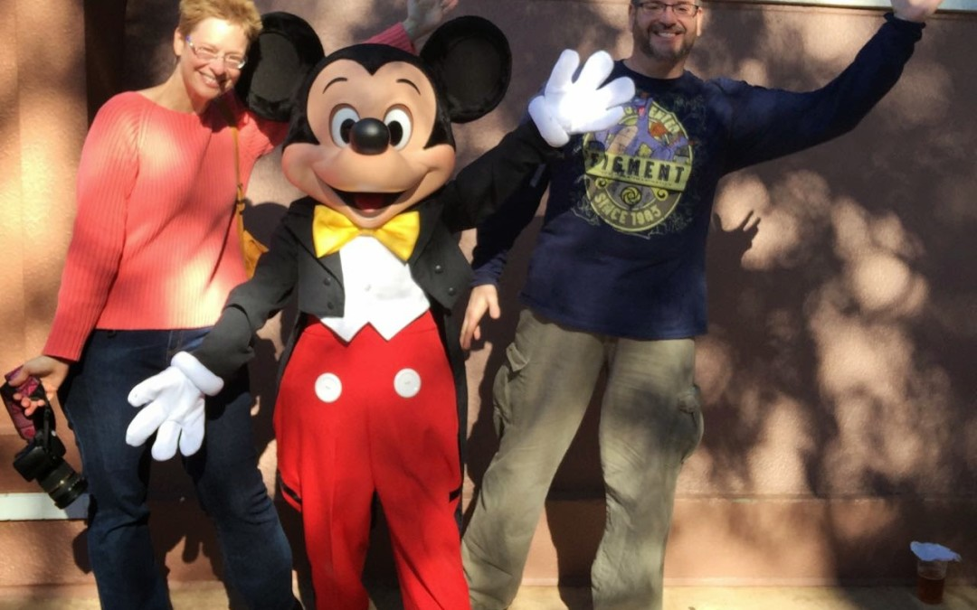 Unexpected Character Experiences at Walt Disney World