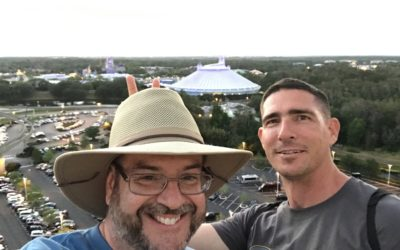 WDW and the Florida Shore, April 2017: Part 3