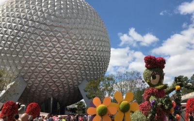 WDW and the Florida Shore, April 2017: Finale
